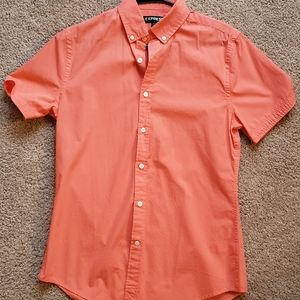 Express Shirts - Express short sleeve button up